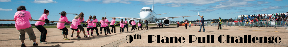 9th Plane Pull Challenge