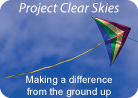 Project Clear Skies. Making a difference from the ground up.