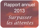 2013 Annual Report Evolution / Rapport annuel 2013 Evolution