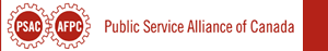Public Service Alliance of Canada logo