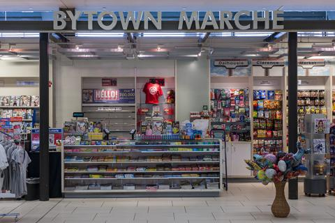 Bytown Marché storefront
