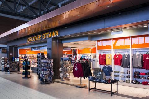 Discover Ottawa storefront