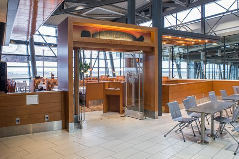 front of Rideau Bar and Grill
