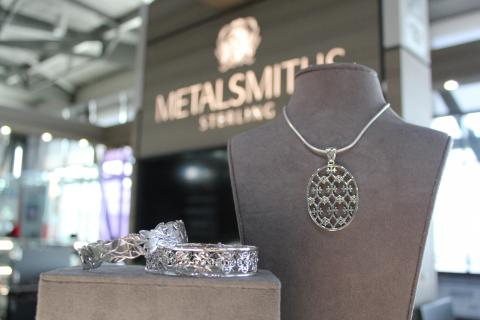 Metalsmiths Sterling merchandise