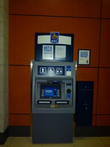 automatic teller